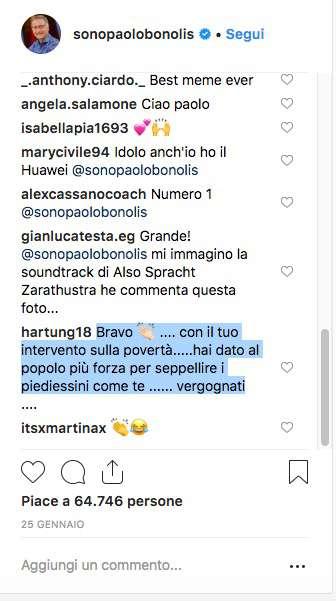 """""""Vergogna!"""": Paolo Bonolis duramente attaccato, colpa del suo stipendio?"""