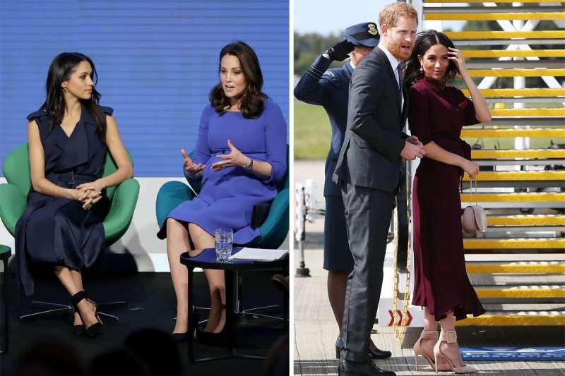 Più sono, meglio è? Articoli di moda che Kate e Meghan hanno comprato in diverse colorazioni