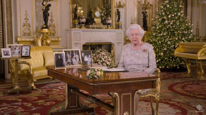 Did Queen Elizabeth II Pay Lesser Attention To Prince Harry's Wedding Over Princess Eugenie's In Her Christmas Message?Did Queen Elizabeth II Pay Lesser Attention To Prince Harry's Wedding Over Princess Eugenie's In Her Christmas Message?