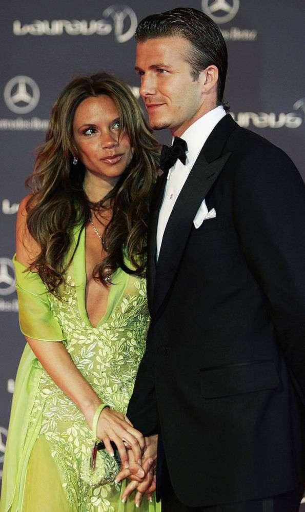 Ya cumplieron 20 años de matrimonio: las fotos más románticas de la pareja Beckham