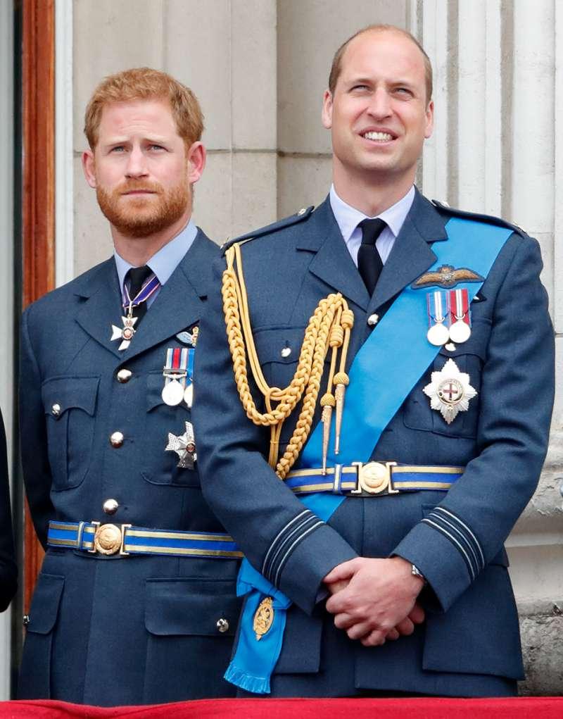 L'ancien garde du corps de Lady Di affirme que William et Harry se disputaient déjà du vivant de leur mère