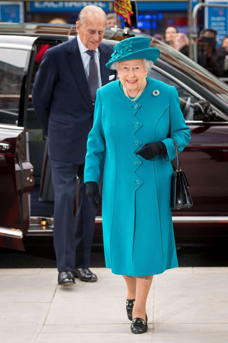 Is She Queen-In-Waiting? Every Time Kate Middleton Picked Same Dress Color As Her Majesty