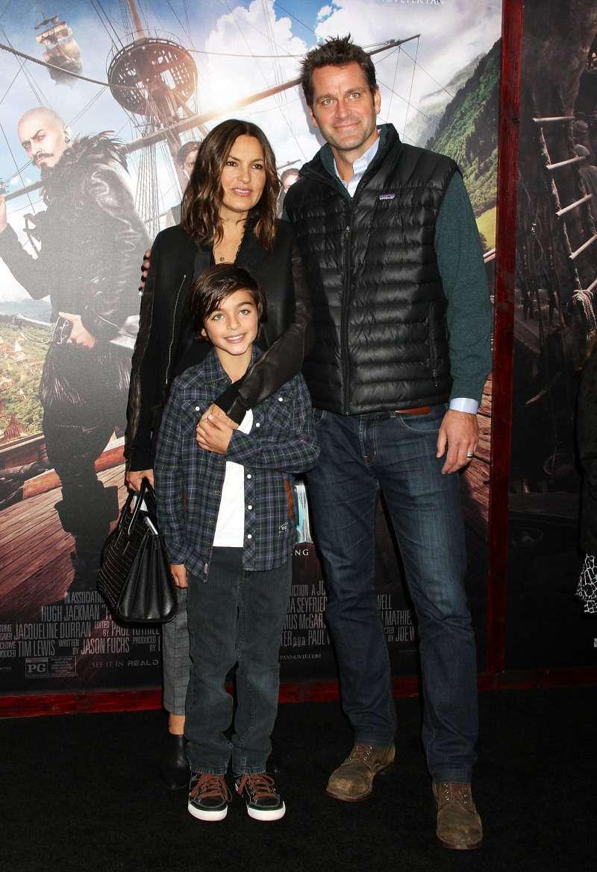 Mariska Hargitays einziger biologischer Sohn August sieht genauso gut aus, wie seine schöne Mutter