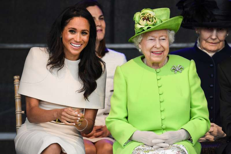 Leaked News! Meghan Markle Is Bestowed With Her First Honorable Patronage By The QueenLeaked News! Meghan Markle Is Bestowed With Her First Honorable Patronage By The Queen