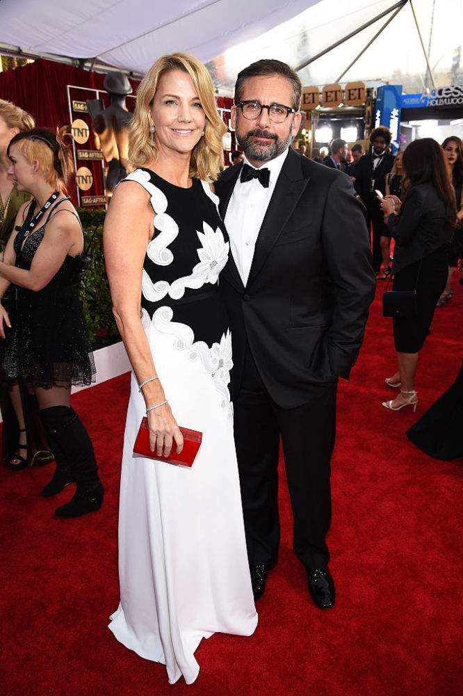 Steve Nancy Carell Have Been Married For 23 Years And They Are Still Deeply In Love With Each Other Steve carell, john carell, elisabeth anne carell and nancy carell attend the amazon studios of angeles premiere of beautiful boy at samuel goldwyn theater on october 08, 2018 in beverly hills,. steve nancy carell have been married
