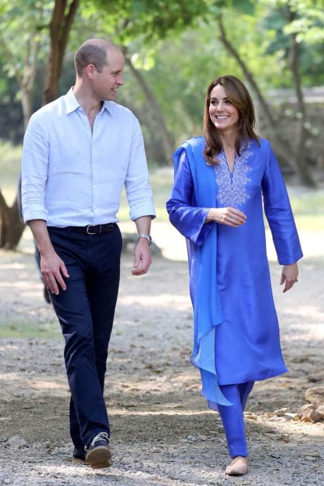 Siempre presente: Kate homenajeó a Lady Di con los fabulosos atuendos que usó en la gira por Pakistán