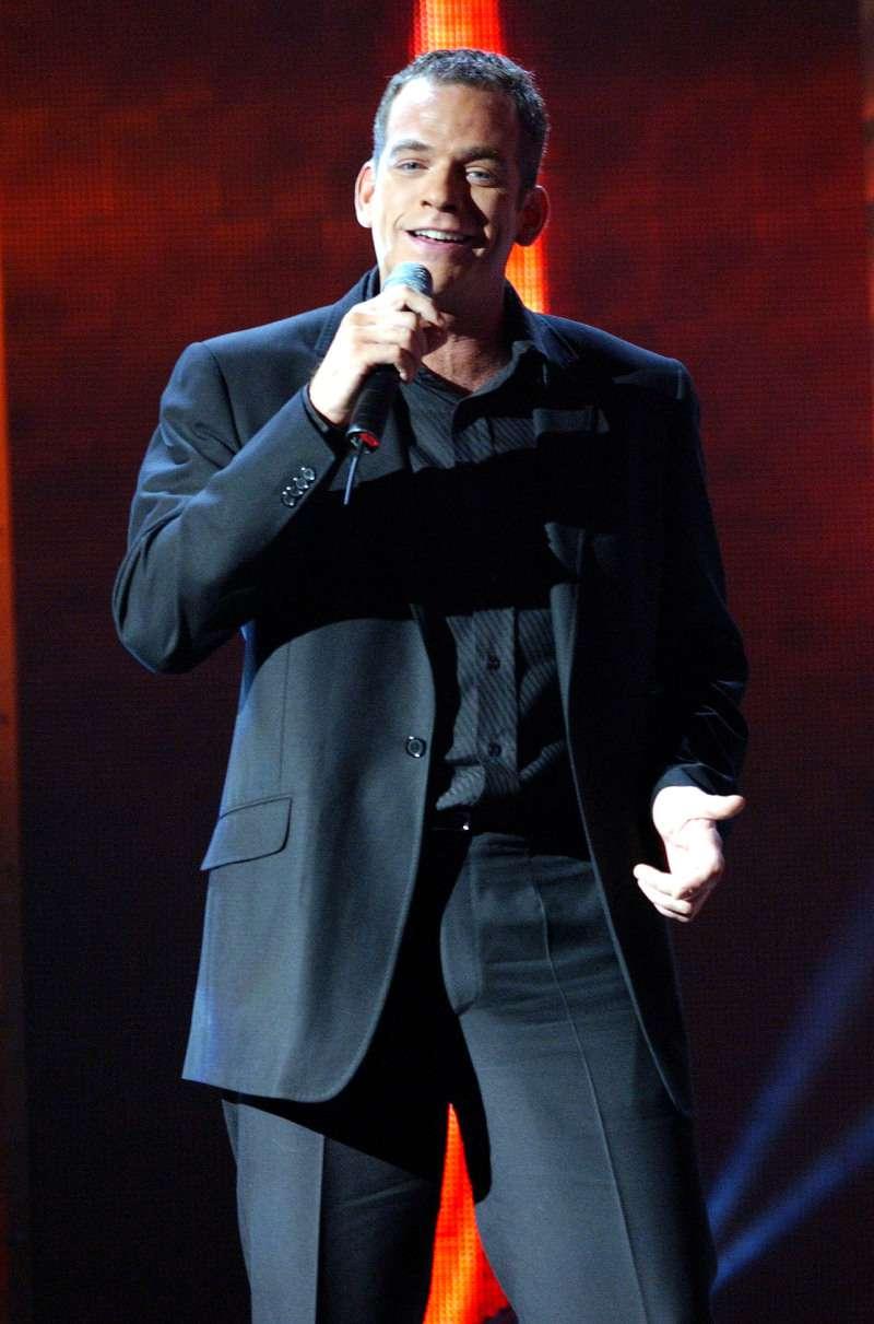 Singer Garou