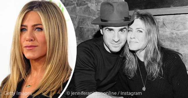 jennifer aniston et justin theroux annoncent leur s paration sur fabiosa. Black Bedroom Furniture Sets. Home Design Ideas