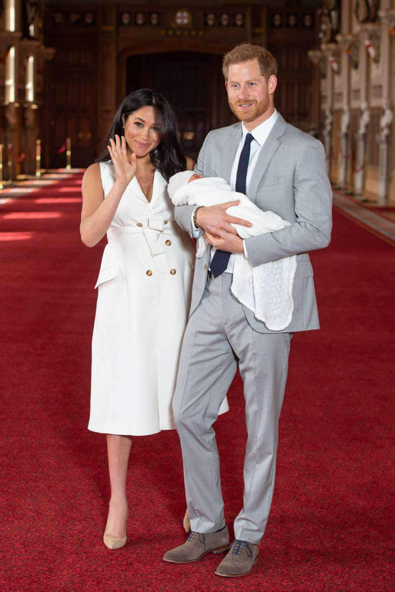 "What Does ""Mountbatten"" Mean In The Name Of Prince Harry And Meghan's Son"