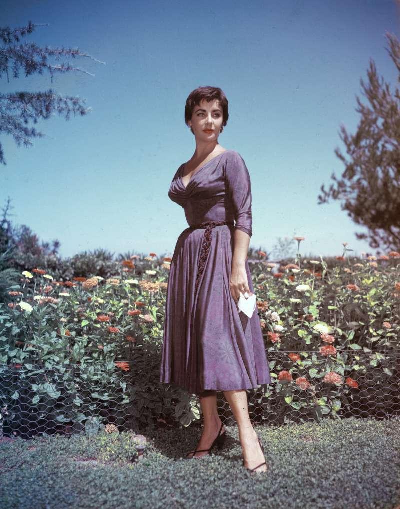 """""""Elle a eu une grande influence sur ma vie"""" : les touchantes révélations de la petite-fille d'Elizabeth Taylor"""
