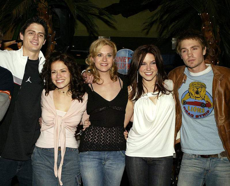 James Lafferty Sophia Bush Other One Tree Hill Stars Where Are They Now