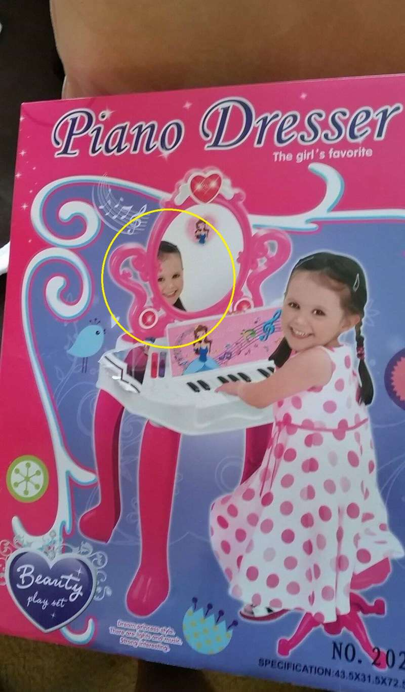 What Is Wrong With This Harmless Child's Toy? It Gives Us The Creeps!