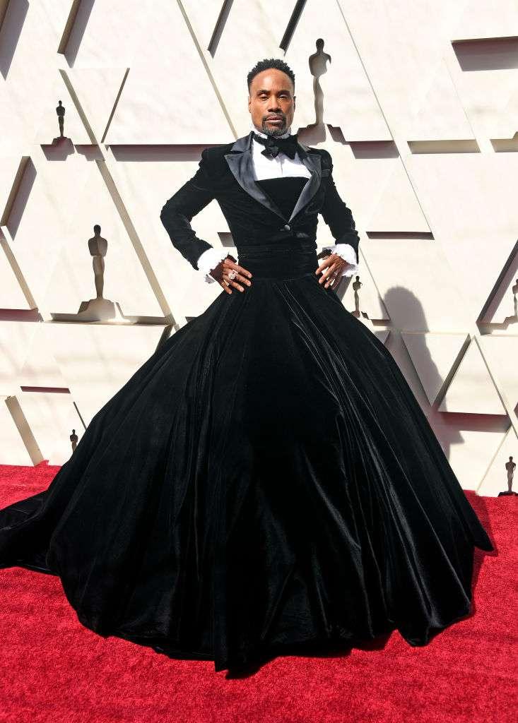 Zieh dich an, wirklich! Billy Porters extravagantes Oscar-Gewinner-Outfit, ein göttlicher Smoking
