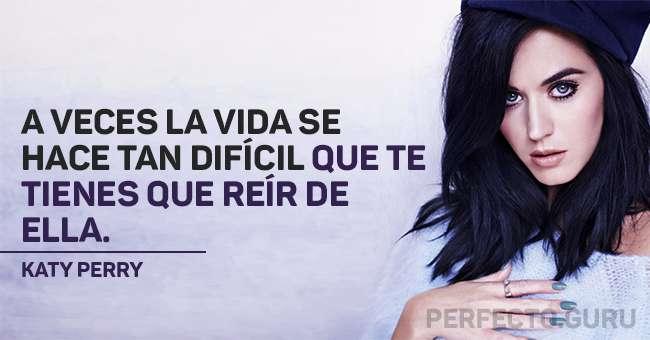 Las 20 Frases Más Sentimentales De Katy Perry