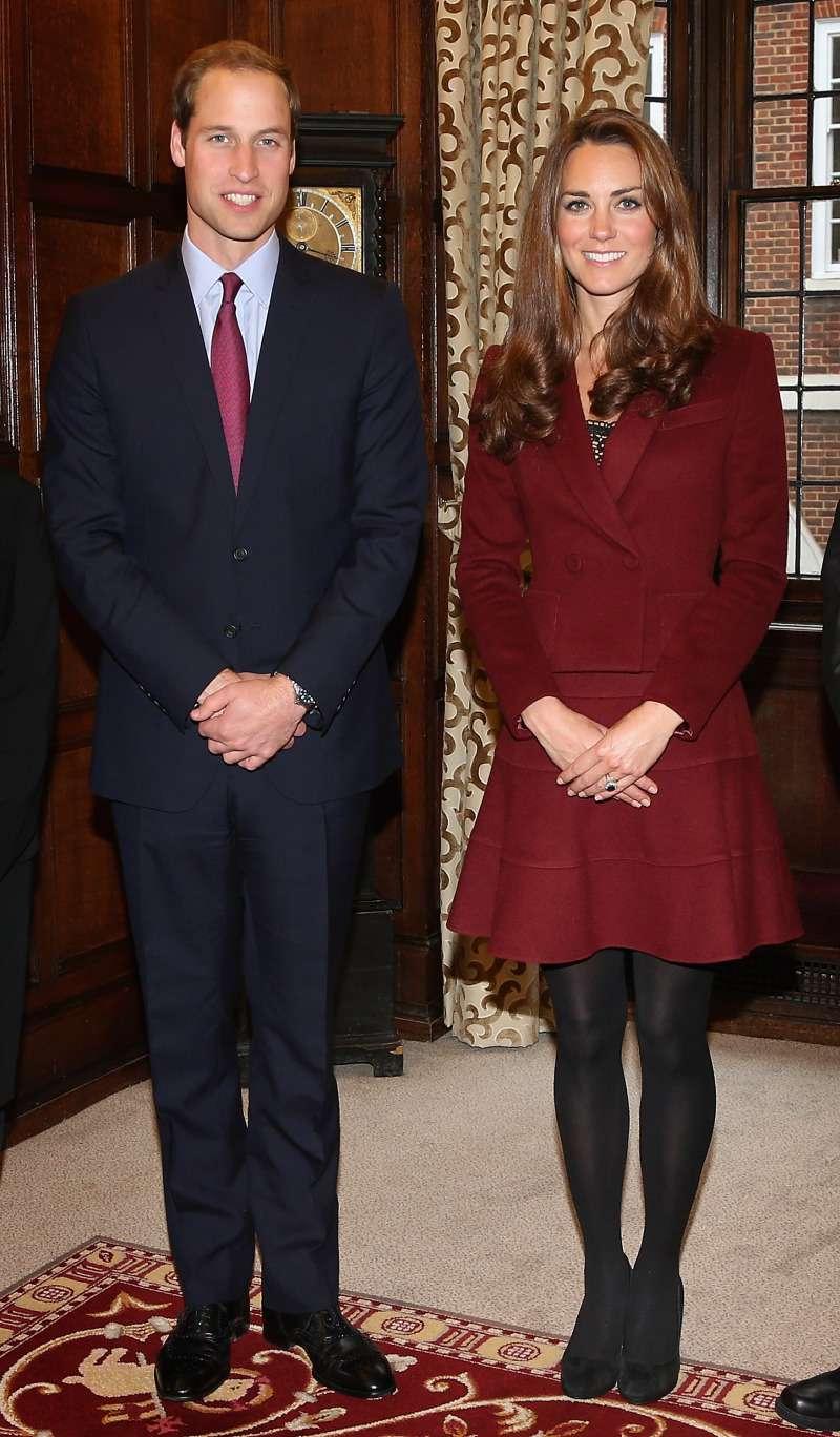 Die Zeit steht still: 3 Outfits, die Kate Middleton seit 2012 trägt