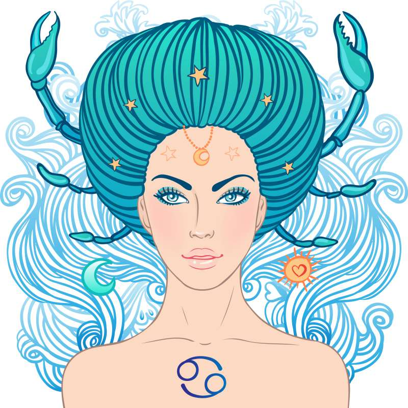 Quel est votre pouvoir féminin principal selon votre signe astrologique !zodiac cancer