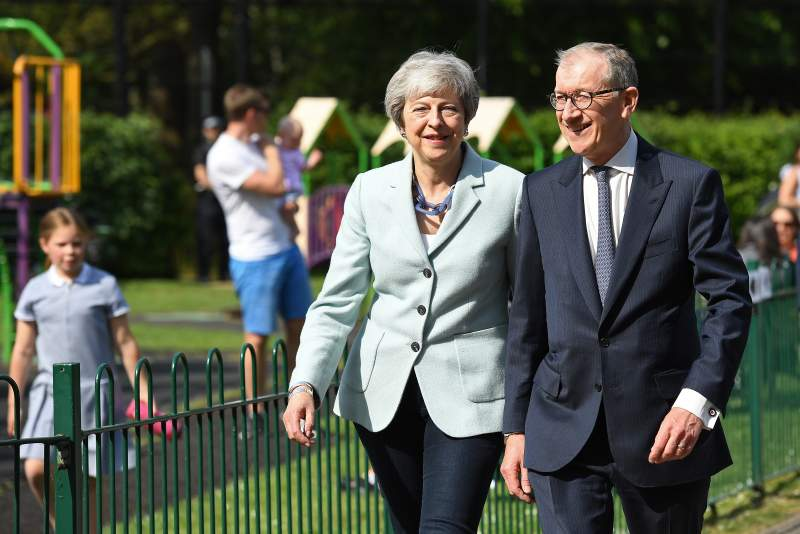 """'We Were Both Affected"""": Theresa May Speaks About Her And Husband's Heartbreak At Not Being Able To Have Kids For The First Time'We Were Both Affected"""": Theresa May Speaks About Her And Husband's Heartbreak At Not Being Able To Have Kids For The First Time'We Were Both Affected"""": Theresa May Speaks About Her And Husband's Heartbreak At Not Being Able To Have Kids For The First Time'We Were Both Affected"""": Theresa May Speaks About Her And Husband's Heartbreak At Not Being Able To Have Kids For The First Time"""