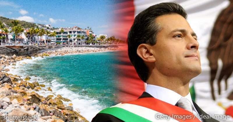 Enrique Peña Nieto privatizó su playa favorita en su sexenio