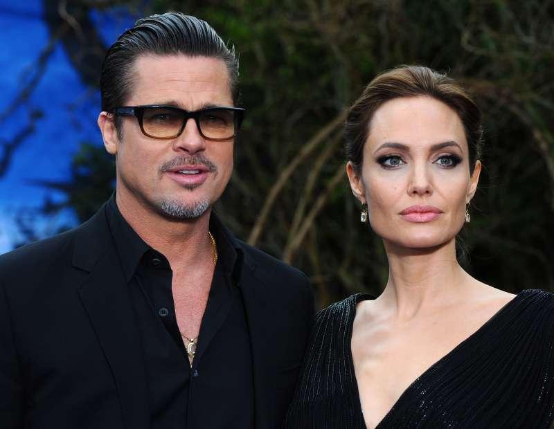 Vorbei! Brad Pitt und Angelina Jolie werden sich endlich darüber einig, wer die Kinder bekommt.