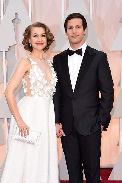 "Comedian Andy Samberg Had ""The Biggest Crash"" On His Talanted Wife Of 6 Years, Joanna, Even Before They MetComedian Andy Samberg Had ""The Biggest Crash"" On His Talanted Wife Of 6 Years, Joanna, Even Before They MetComedian Andy Samberg Had ""The Biggest Crash"" On His Talanted Wife Of 6 Years, Joanna, Even Before They MetComedian Andy Samberg Had ""The Biggest Crash"" On His Talanted Wife Of 6 Years, Joanna, Even Before They Met"