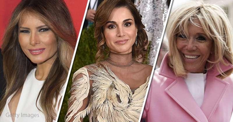 Тест для женщин: на какую первую леди вы похожи?