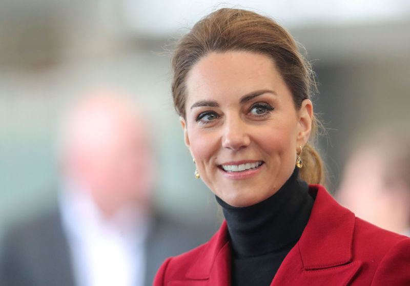 Kate Middleton's Appearance In Public Plants A Seed Of Doubt Concerning Whether The Duchess Might Have An Eating Disorder