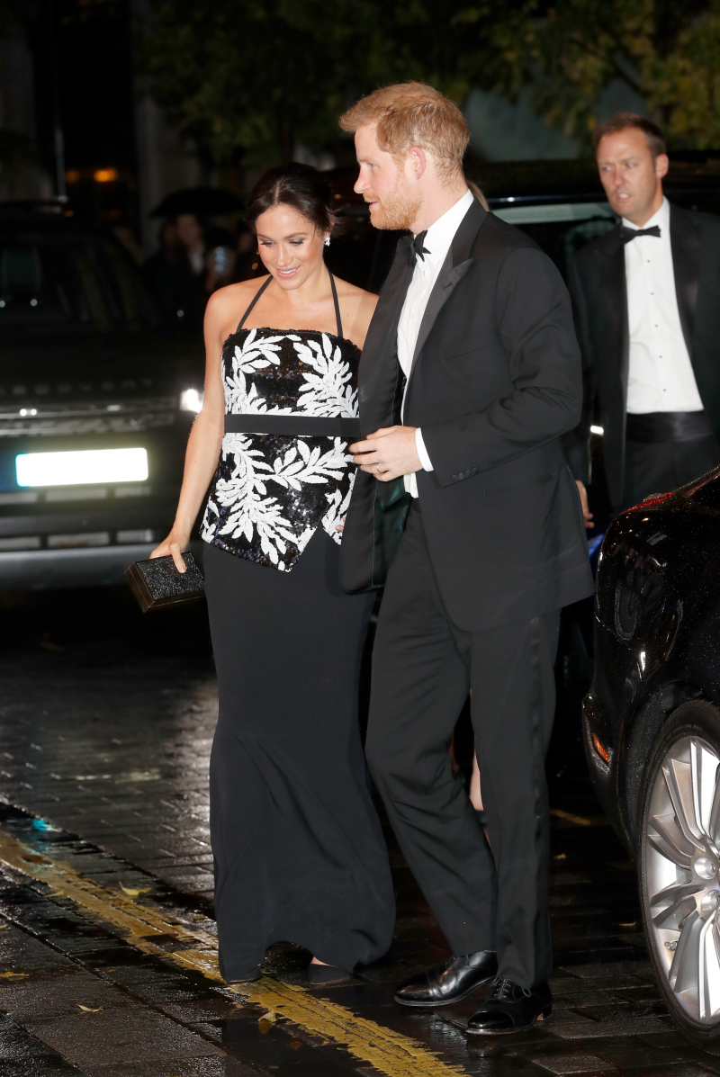The Duke And Duchess Of Sussex Take People's Breath Away At The Royal Variety Performance With Their Mind-Blowing Fashion ChoicesThe Duke And Duchess Of Sussex Take People's Breath Away At The Royal Variety Performance With Their Mind-Blowing Fashion ChoicesThe Duke and Duchess of Sussex arrive at The Royal Variety Performance 2018
