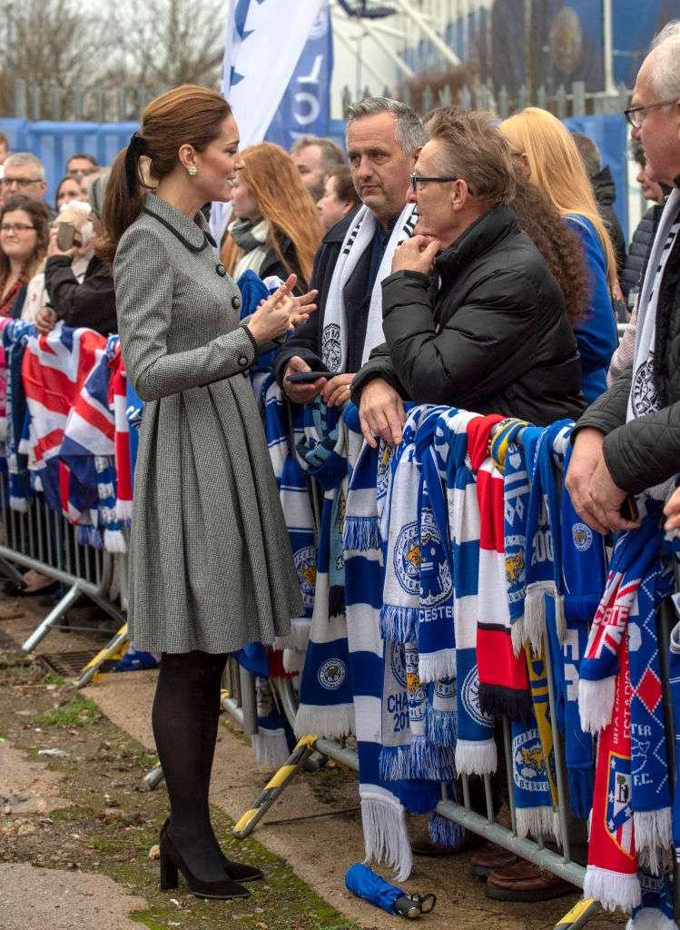 À cause d'un détail intéressant, les fans de la famille royale suspectent Kate Middleton d'être à nouveau enceinte