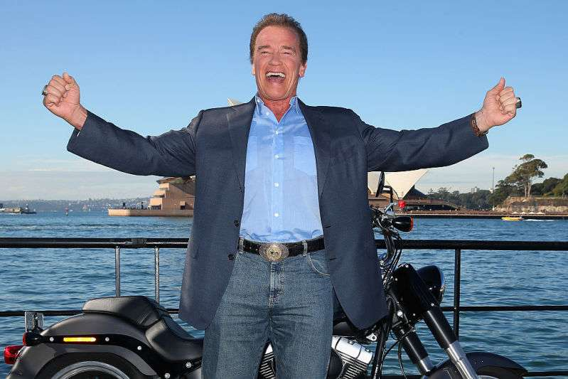 Did The 'Terminator' Approve? Arnold Schwarzenegger Breaks His Silence On His Daughter Katherine's EngagementDid The 'Terminator' Approve? Arnold Schwarzenegger Breaks His Silence On His Daughter Katherine's Engagement