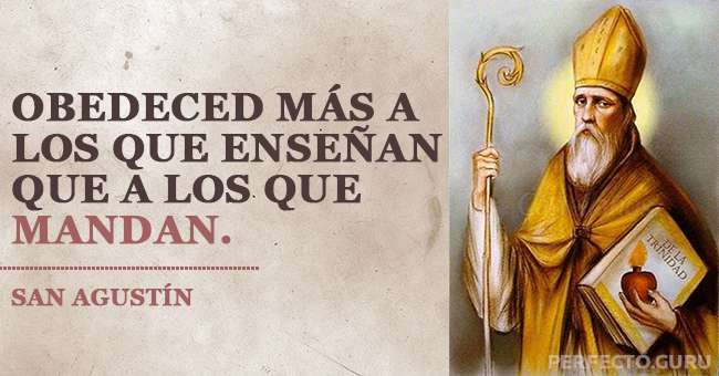 Las 20 Frases Mas Inolvidables De San Agustin En Fabiosa