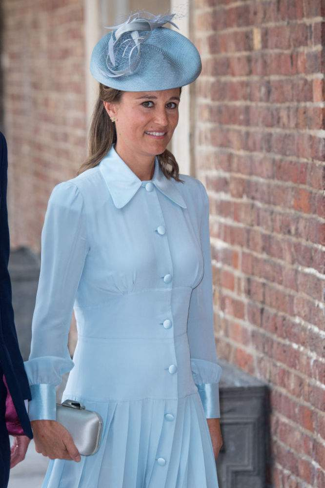 Pippa bat ihre Schwester Kate Berichten zufolge, mit den Diäten aufzuhören und rief deswegen fünfmal am Tag an