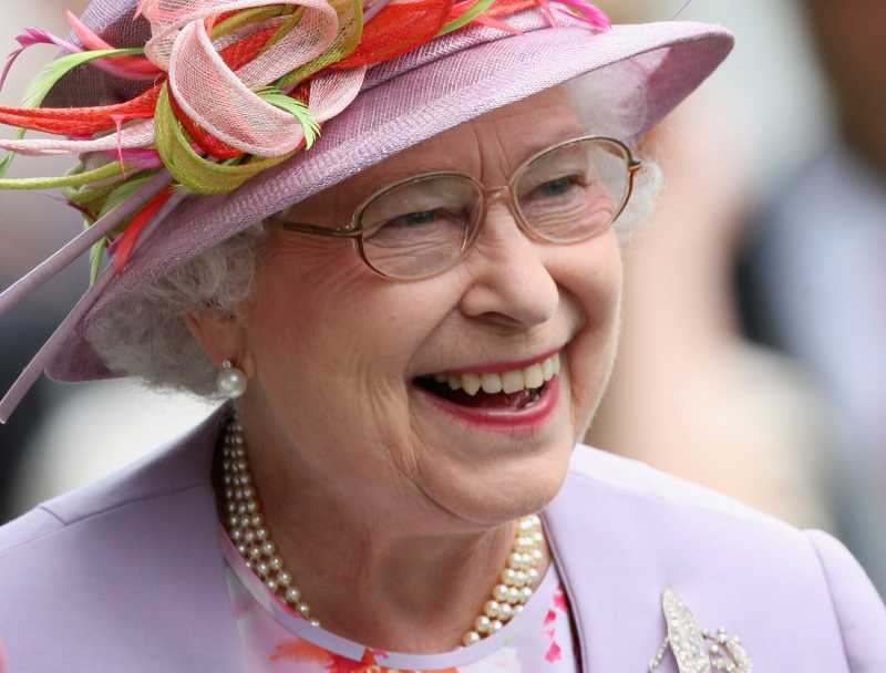 Queen Elizabeth Owns Many Swans And Dolphins, And Not Only In The UK. How Come?Queen Elizabeth II laughs in the parade ring on day four of Royal Ascot 2009