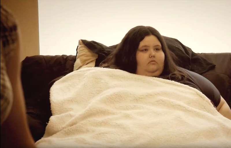 """""""Non potevo nemmeno uscire di casa"""": ragazza di 320 kg ha combattuto e ha perso i 3/4 del suo peso!""""Non potevo nemmeno uscire di casa"""": ragazza di 320 kg ha combattuto e ha perso i 3/4 del suo peso!"""