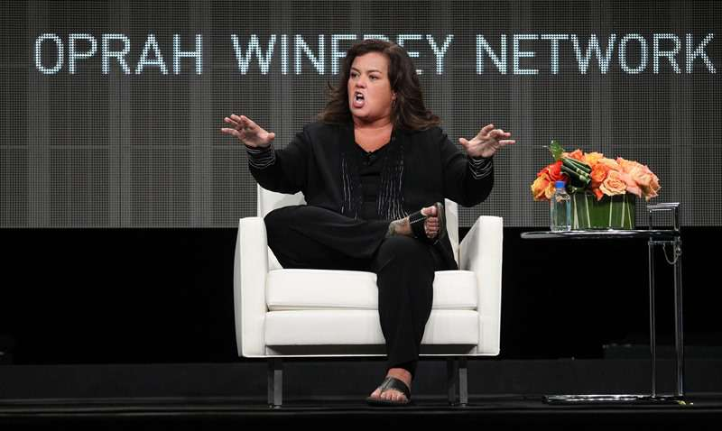 Rosie O'Donnell Says Nothing Would Make Her Happier Than President Kamala Harris In 2020Rosie O'Donnell Says Nothing Would Make Her Happier Than President Kamala Harris In 2020