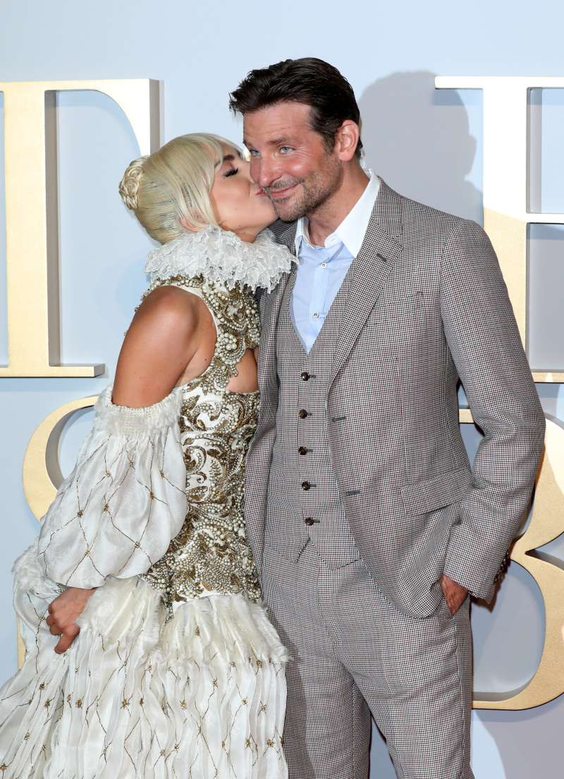 Game Over For Lady Gaga? Bradley Cooper Looked The Happiest