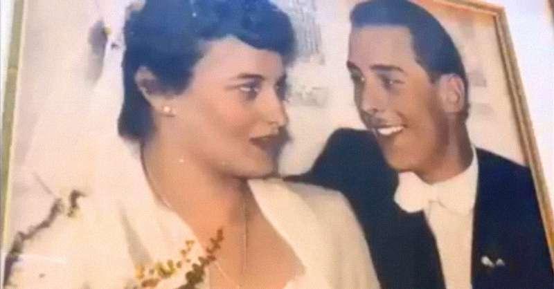 Se casaron hace 62 años y la enfermedad los separó, pero hallaron la forma de reunirse de nuevo