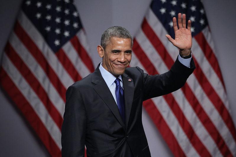 Le frère de Barack Obama, Malik, a abusé de plusieurs de ses 12 épouses et a voté pour Donald Trump