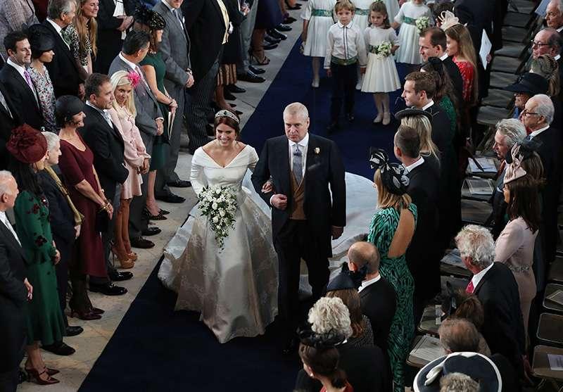 Mais um casamento real inesquecível: Veja os melhores momentos do matrimônio entre Princesa Eugenie e Jack Brooksbank!
