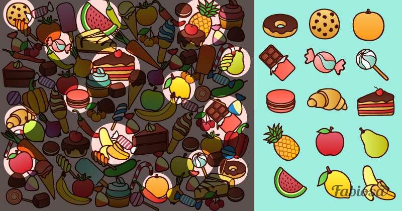 10 в 1: найдите все изображения, спрятанные на картинке10 в 1: найдите все изображения, спрятанные на картинке