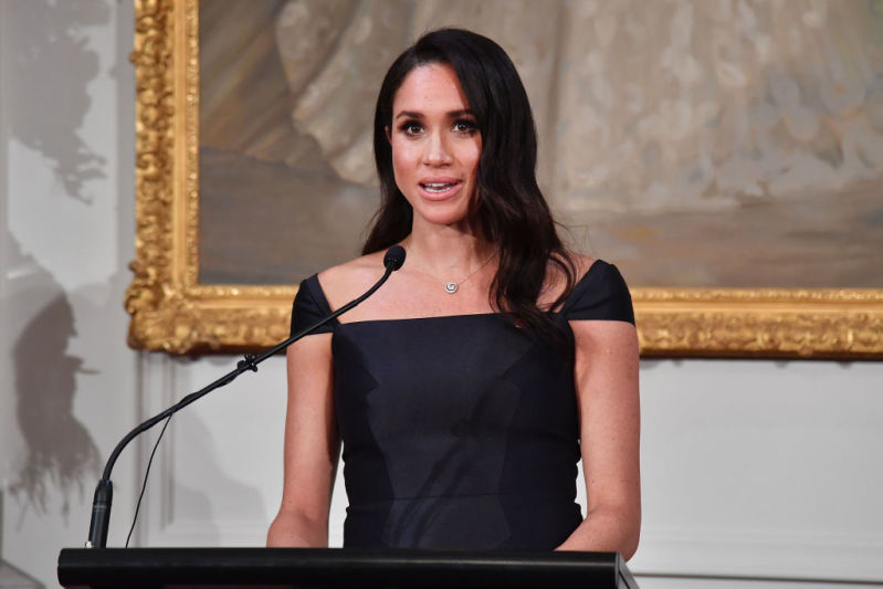 Fake Duchess: Mom-To-Be Meghan Markle Was Slammed For Her 'Feminist Speech' And Faking HumanitarianFake Duchess: Mom-To-Be Meghan Markle Was Slammed For Her 'Feminist Speech' And Faking Humanitarian