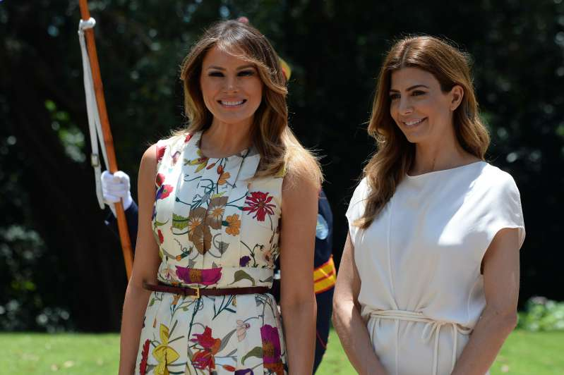 Wow, What A Beauty! Please, Welcome The First Lady Of Argentina
