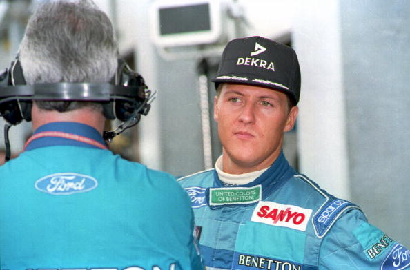"""He Is A Fighter!"": Michael Schumacher's Wife Opens Up About Her Husband's Condition And Vows He ""Will Not Give Up""""He Is A Fighter!"": Michael Schumacher's Wife Opens Up About Her Husband's Condition And Vows He ""Will Not Give Up""""He Is A Fighter!"": Michael Schumacher's Wife Opens Up About Her Husband's Condition And Vows He ""Will Not Give Up"""