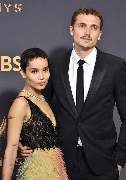 Zoe Kravitz Husband Karl Glusman All You Need To Know