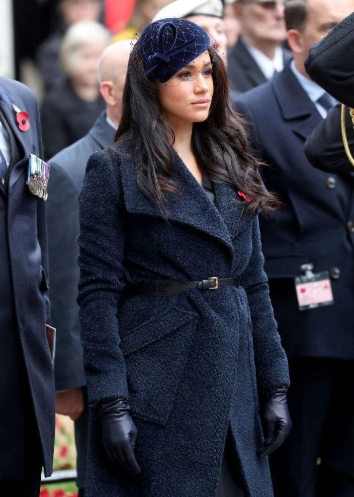 Meghan Markle Looks Somber Yet Fabulous In A Navy Blue Teddy Coat And A Matching Hat At The Field Of RemembranceMeghan Markle Looks Somber Yet Fabulous In A Navy Blue Teddy Coat And A Matching Hat At The Field Of RemembranceMeghan Markle Looks Somber Yet Fabulous In A Navy Blue Teddy Coat And A Matching Hat At The Field Of Remembrance