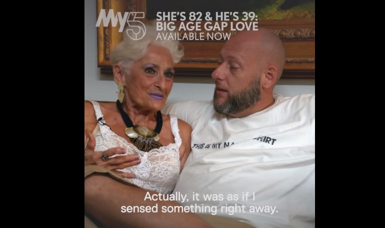 """""""How Could I Not Like Him?"""" 82-Year-Old Woman Proudly Expresses Her Affection For Her 39-Year-Old Boyfriend""""How Could I Not Like Him?"""" 82-Year-Old Woman Proudly Expresses Her Affection For Her 39-Year-Old Boyfriend"""