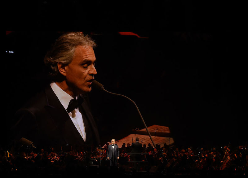 Super Powerful! Andrea Bocelli Emotionally Performs Stevie Wonder's Timeless Hit 'I Just Called To Say I Love You'Super Powerful! Andrea Bocelli Emotionally Performs Stevie Wonder's Timeless Hit 'I Just Called To Say I Love You'Super Powerful! Andrea Bocelli Emotionally Performs Stevie Wonder's Timeless Hit 'I Just Called To Say I Love You'