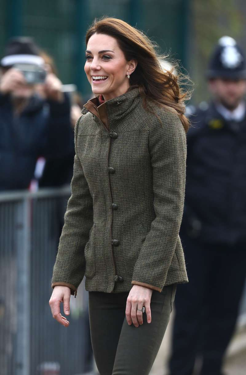 The Duchess Of Cambridge Stuns With A Casual Look In Attractive Ankle Boots For Her First Outing In 2019The Duchess Of Cambridge Stuns With A Casual Look In Attractive Ankle Boots For Her First Outing In 2019The Duchess Of Cambridge Stuns With A Casual Look In Attractive Ankle Boots For Her First Outing In 2019