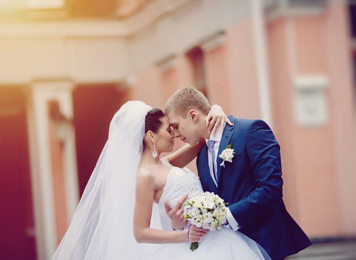 Жених ебет транс невесту после