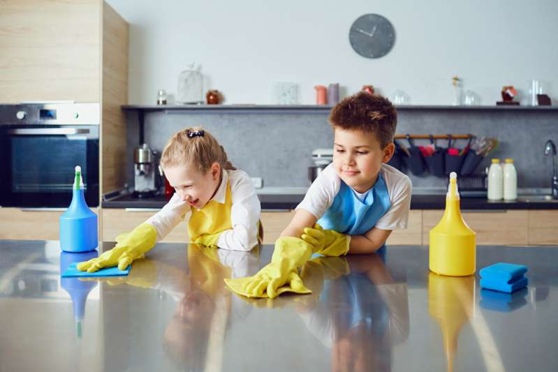 How To Make Kitchen Cleaning Routine Better: 3 Helpful Videos