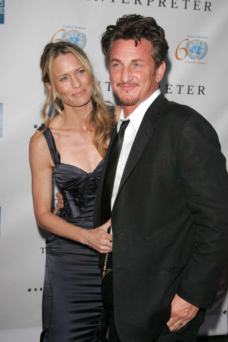 Sean Penn And Robin Wright's Incredibly Beautiful Daughter Is A Carbon Copy Of Her Stunning Mom